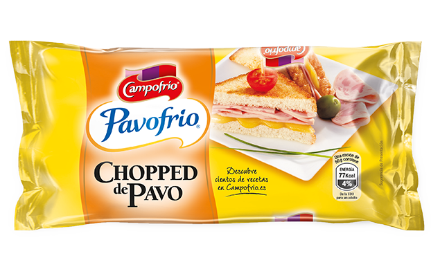 chopped-pavo